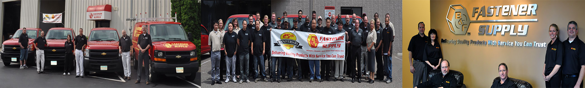 B&F Fastener and Supply Team