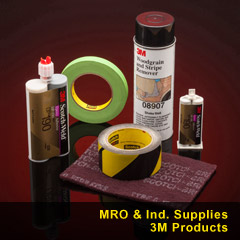 MRO & Ind Supplies 3M Products